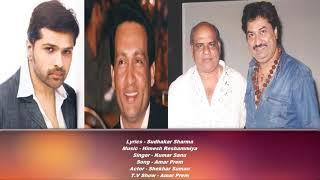 Sudhakar Sharma - Song - Yeh Amar Prem | Singer - Kumar Sanu | Himesh Reshammiya
