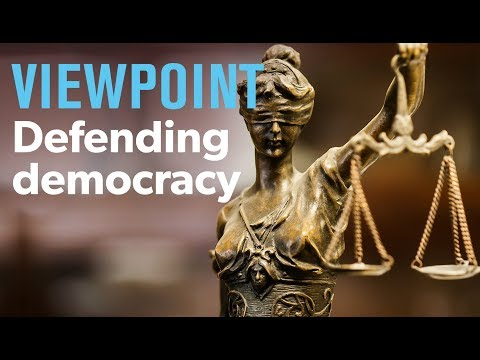 Defending democracy – A joint project with AEI and CAP   VIEWPOINT