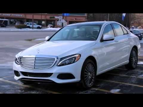 2015 Mercedes Benz C300 Luxury Sylvania Oh Youtube