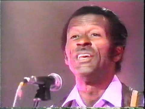 Chuck Berry - No Money Down (Spain, 1987)