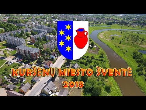 KURŠĖNŲ MIESTO ŠVENTĖ 2018