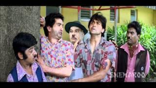 Latest Marathi Movie- Dhoom 2 Dhamaal-Part 3 Of 12-Ashok Saraf and Pushkar Jog
