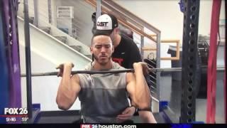 Carlos Correa 2016-17 Off-Season with Dynamic Sports Training