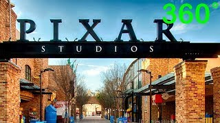 Walk Through Pixar Place 360˚  Hollywood Studios, Walt Disney World