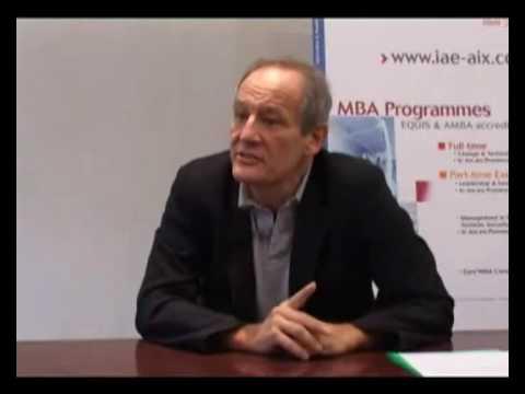 Executive Education - Olivier Tabatoni