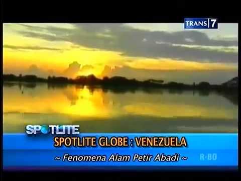 Spotlite Globe Venezuela