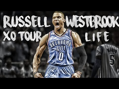 Russell Westbrook Mix 2017