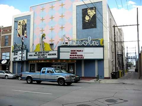Cheyenne, Wyoming Lincoln Theater