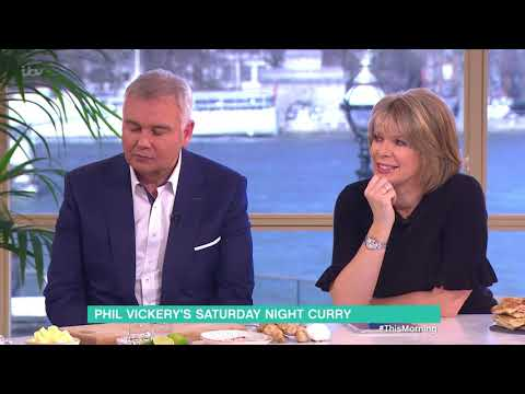 Phil Vickery's Chicken Tikka Masala | This Morning