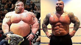 Eddie Hall The Beast Transformation 2019 -  From 0 To 30 Years Old