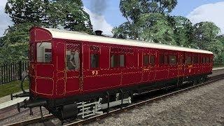 Train Simulator  2014 GWR Steam Railmotor