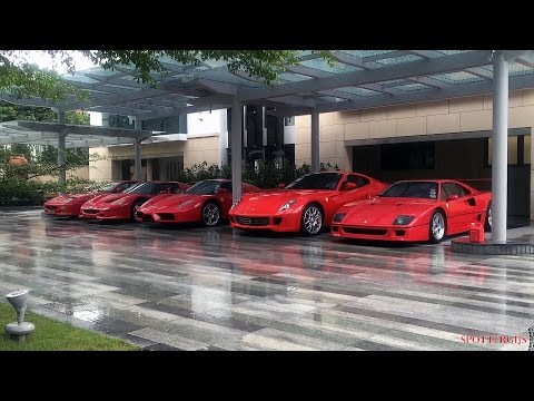 Supercar hunting in Singapore!