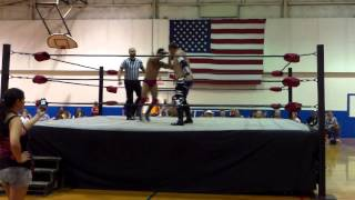 chasyn rance vs russell payne 7 26 14