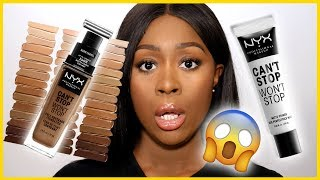 I AM SHOOK!! 😱NON SIETE PRONTI | NYX Can