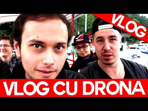 VLOG CU DRONA! Vacanta youtuberilor