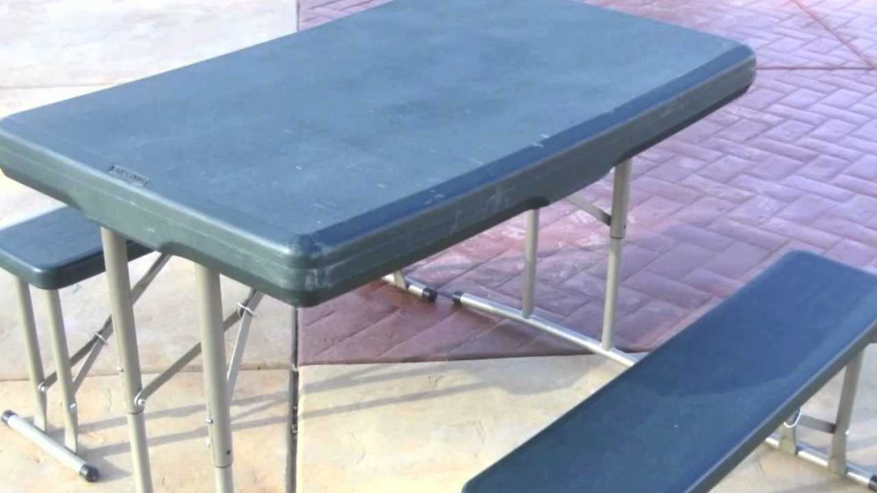 Picnic Tables for Sale From Portable Folding Plastic Metal To