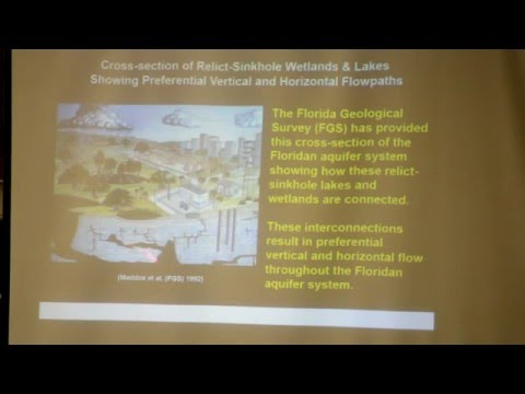 (Third) March 7, 2016 UC BOCC Special Meeting - Citizens Against Phosphate Mining Presentation