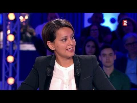 """Najat Vallaud-Belkacem """"Dans le gouvernement qui s'annonce, les tiraillements seront très nombreux"""""""