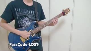 PassCodeの新曲LOSTを弾いてみました‼   よかったら聴いてみてください‼︎