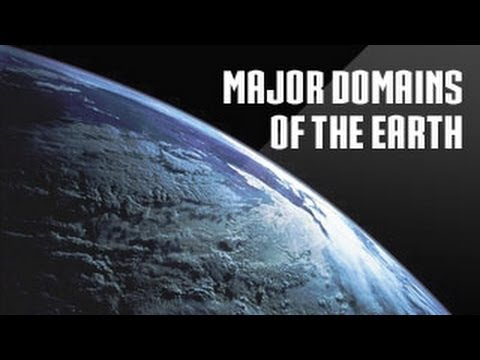 Major Domains and Components Of The Earth | Class 6 Social Science