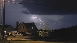 4K Wicked Heat Lightning Tennessee