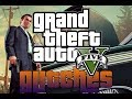 Grand Theft Auto 5 Glitches - How To Place Any Vehicle (Police Cars) In Your Garage Online