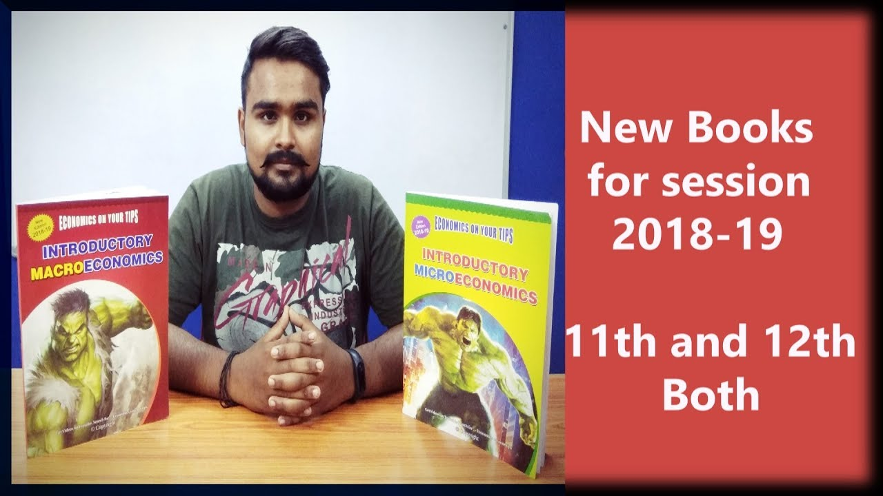 Contents and description of our new books (2018-19)