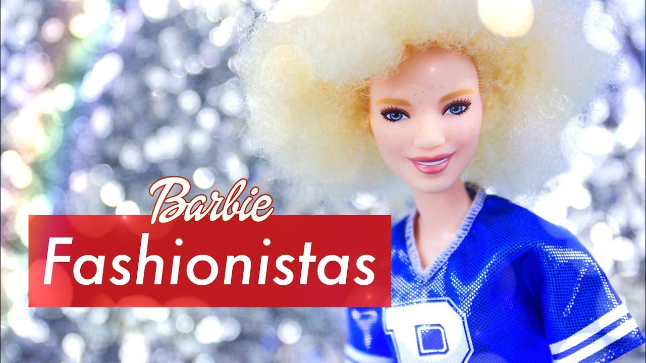 Unbox Daily: ALL NEW Barbie Fashionistas PLUS Custom Made to Move Fashionista