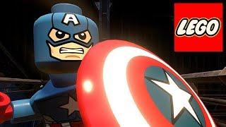 LEGO MARVEL SUPER HEROES 2 - Resgatando o Capitão América