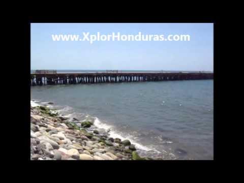 Muelle fiscal de La Ceiba Honduras