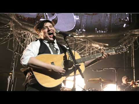 Mumford & Sons - Roll Away Your Stone Live KROQ Almost Acoustic Christmas