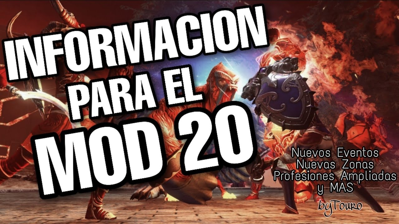NEVERWINTER NOVEDADES!! Hacia el MOD 20 #Español #Neverwinter #Touro