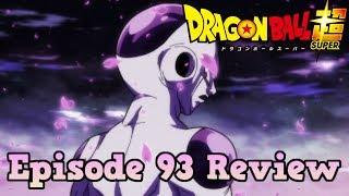 Dragon Ball Super Episode 93 Review: You're the 10th Warrior! Goku Visits Frieza!