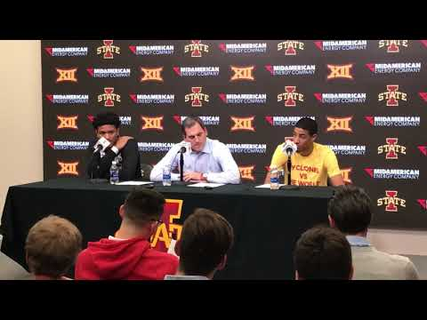 Dave Sprau - VIDEO: ISU Men's Basketball Reacts To Southern Miss Win