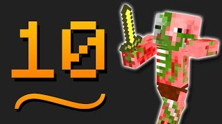 ✔ Minecraft - 10 Things You Didn