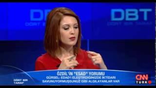 Balyoz davası: Altan Öymen, Nagehan Alçı, Kadri Gürsel veee Nazlı Ilıcak tartışıyor