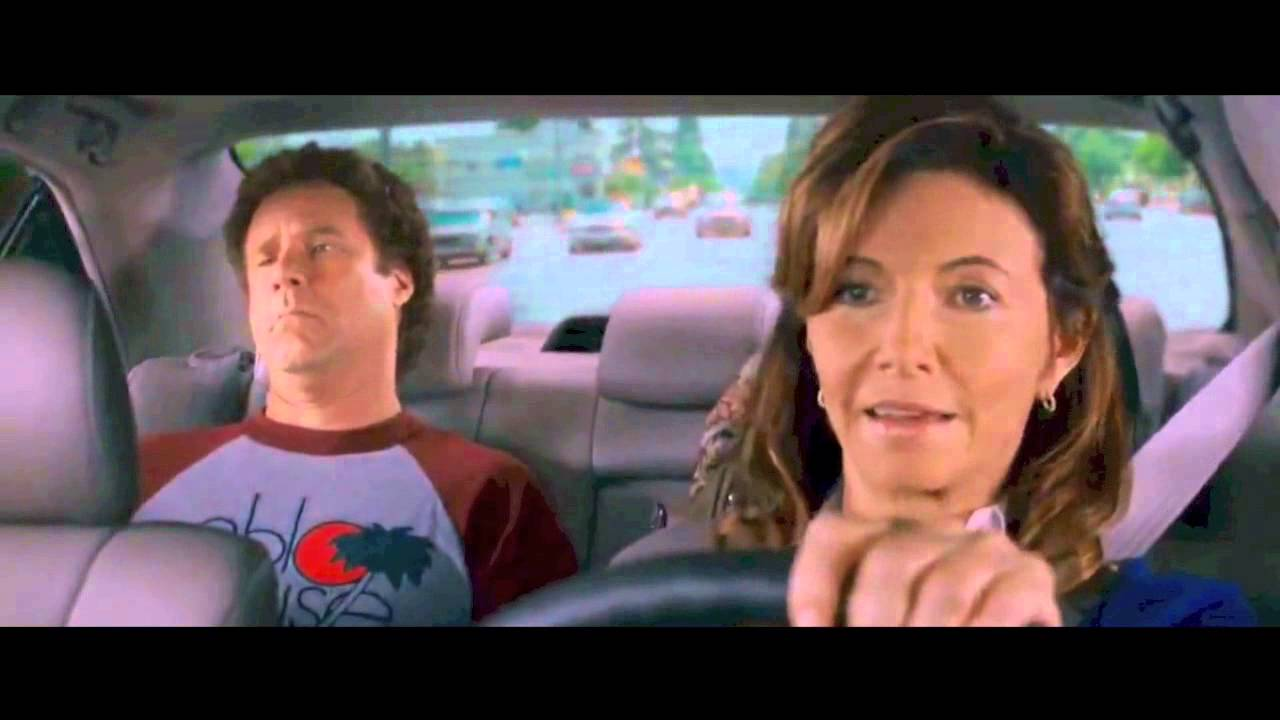 Step Brothers Car Scene Youtube