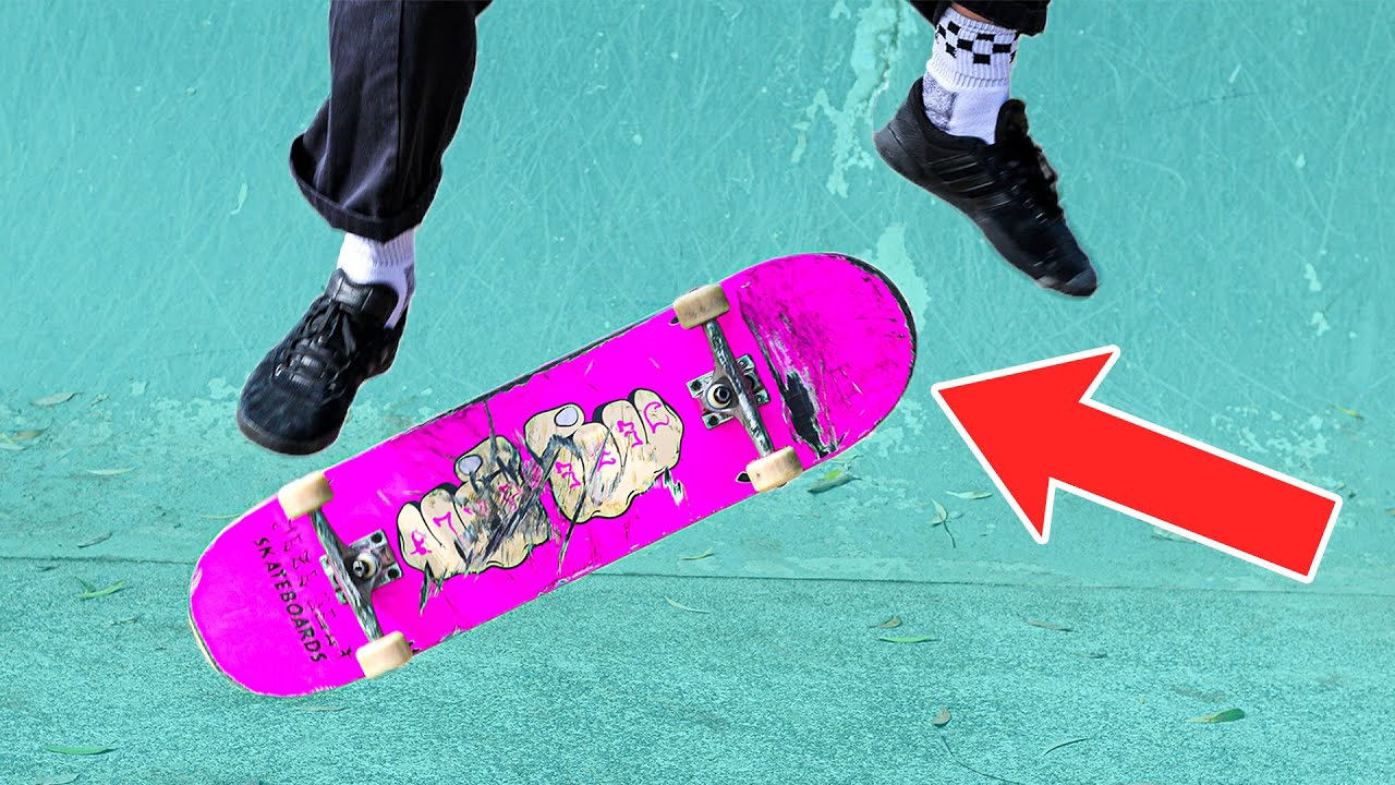 Watch This if You CAN'T Kickflip!
