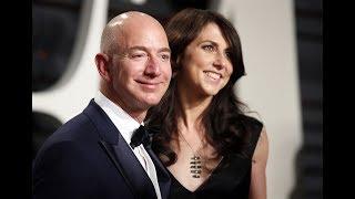 Jeff Bezos $137 Billion Divorce 😳👀