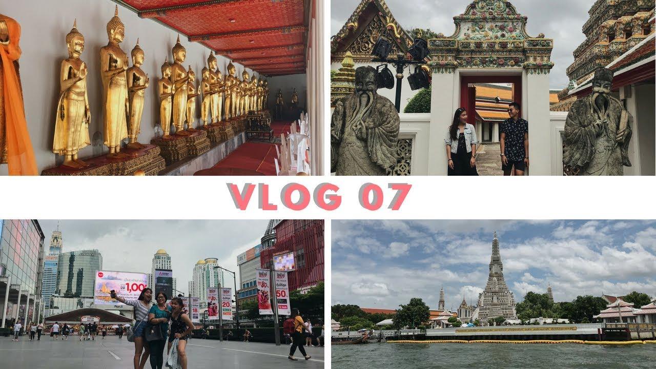 VLOG 07: WHEN IN BANGKOK, THAILAND | Francheska Garchitorena