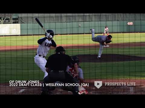 Druw Jones - OF, Wesleyan School (GA), USA National Team 18u - 9/5/2021