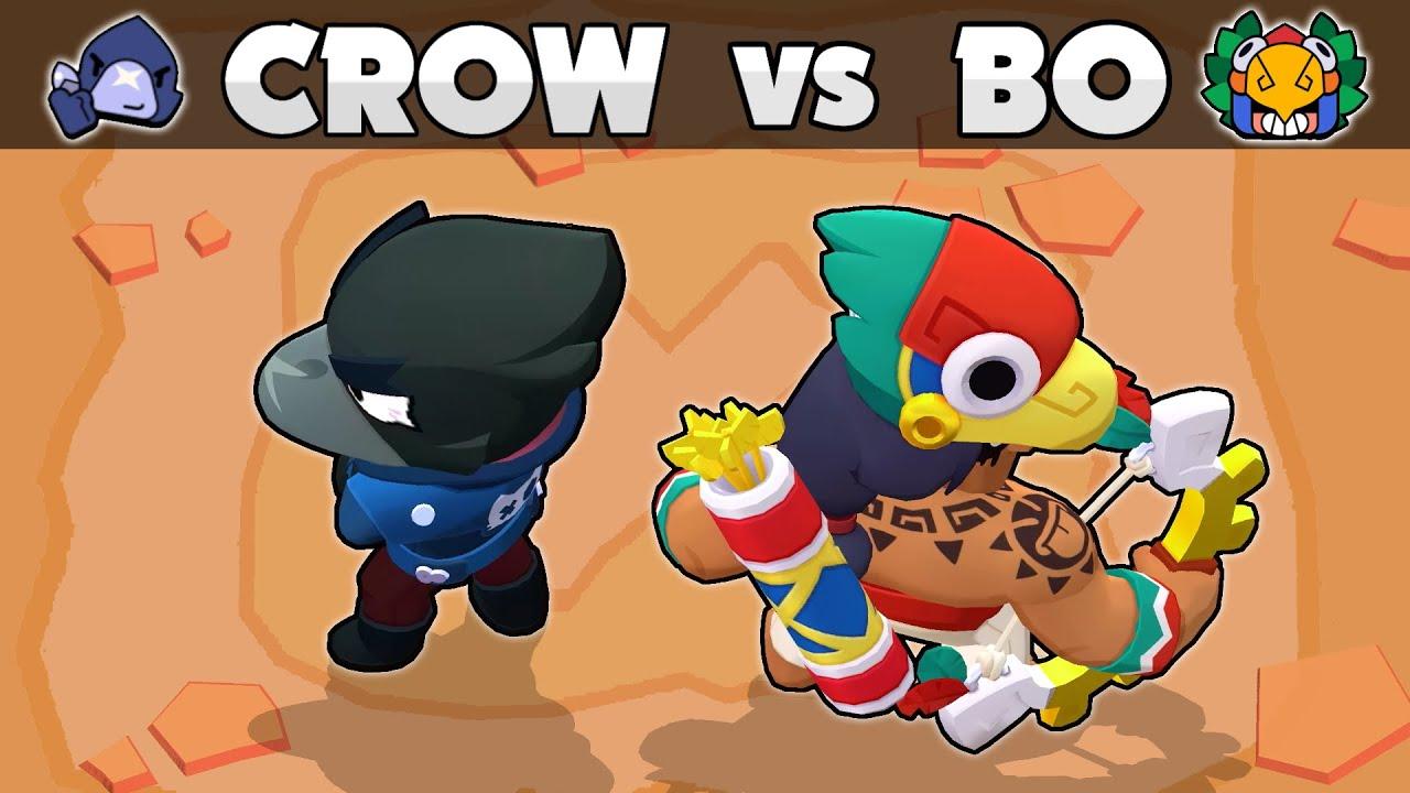 CROW vs BO | 1vs1 | 32 Test