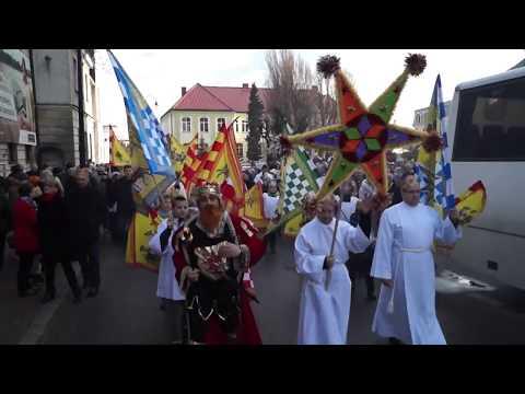 Orszak Trzech Króli przeszedł ulicami Turku
