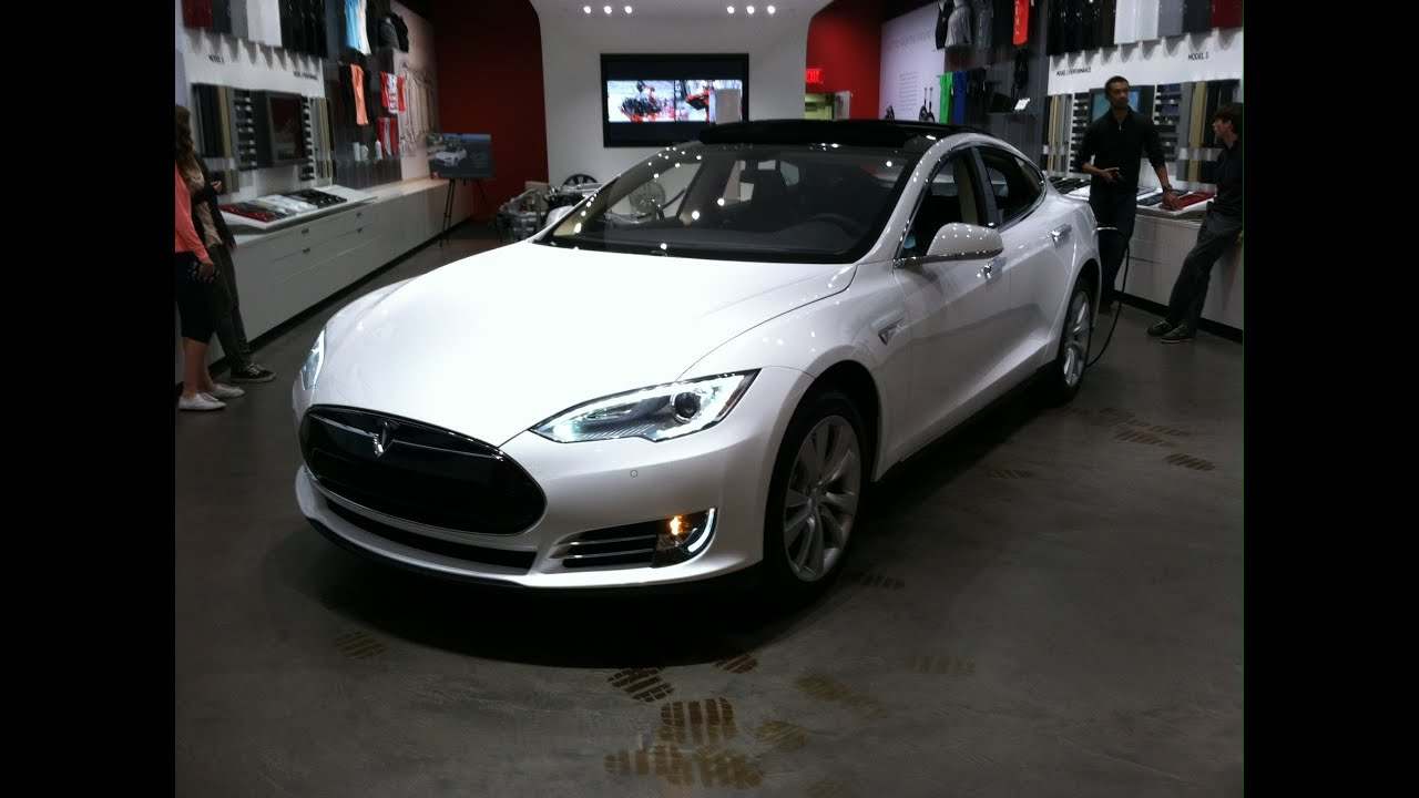2017 Tesla Model S 60 Start Up In Depth Tour And Review