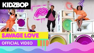 KIDZ BOP Kids - Savage Love (Official Music Video) [KIDZ BOP 2021]