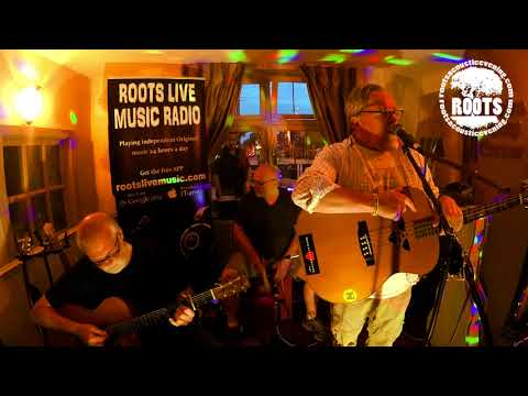 King Of Rome playing live the Wellington Inn Nottingham music   roots live music Video