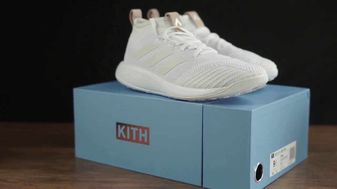 timeless design 67f61 3c1fd Adidas x KITH ACE Tango 17.1 Purecontrol Turf Trainer by Ronnie Fieg