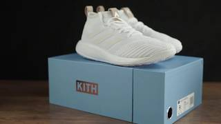 consumidor hacha zapatilla  Adidas x KITH ACE Tango 17.1 Purecontrol Turf Trainer by Ronnie Fieg -  YouTube