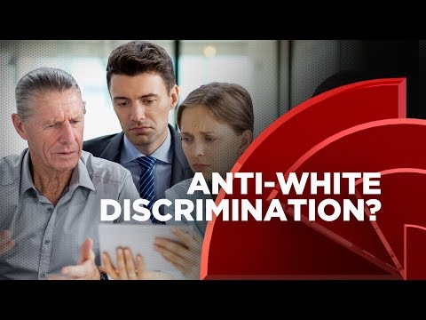 New Poll Suggests Whites Believe They Face Discrimination Because Of Their Race