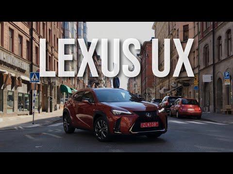 Lexus UX - Тест Драйв и Обзор. Маленький Лексус